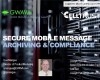 Secure Mobile Message Archiving & Compliance with Retain and CellTrust