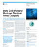 State Grid Shanghai Municipal Electrical Power Company Success Story