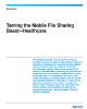 Taming the Mobile File Sharing Beast Healthcare White Paper