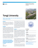 Tongji University Success Story