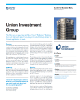 Union Investment Group Success Story