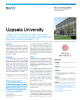 Uppsala University Success Story