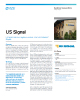 US Signal Success Story
