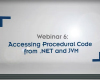OOP Webinar 6 - Accessing Procedural Code