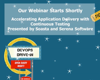 Accelerating Application Delivery with Continuous Testing