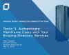 Authenticate Mainframe Users with Your Existing Directory Services