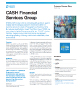 CASH Financial Services Group Success Story
