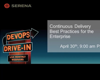 Continuous Delivery Best Practices for the Enterprise