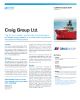 Craig Group Ltd. Success Story