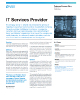 IT Services Provider Success Story