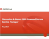 Learn How SBM Is Powering Fluid, Flexible IT Service Management with Service Support Manager