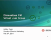 Simplify Your Upgrade to Dimensions CM 14