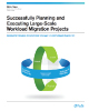 Successfully Planning and Executing Large-Scale Workload Migration Projects