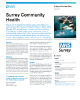 Surrey Community Health Success Story