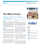 The Miller Group Success Story