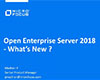 What's New in Open Enterprise Server 2018