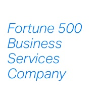 Fortune 500 Business Services Company