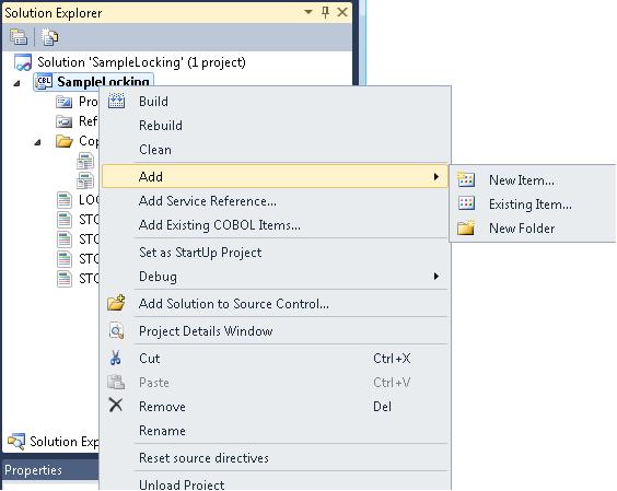 Tour of the Visual Studio IDE for Enterprise Developer