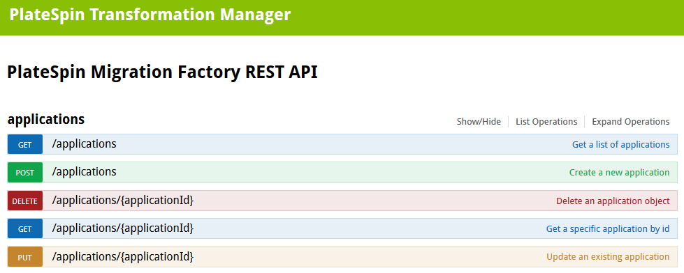 Generating a REST Client for the APIs - PTM 2019 5 REST API