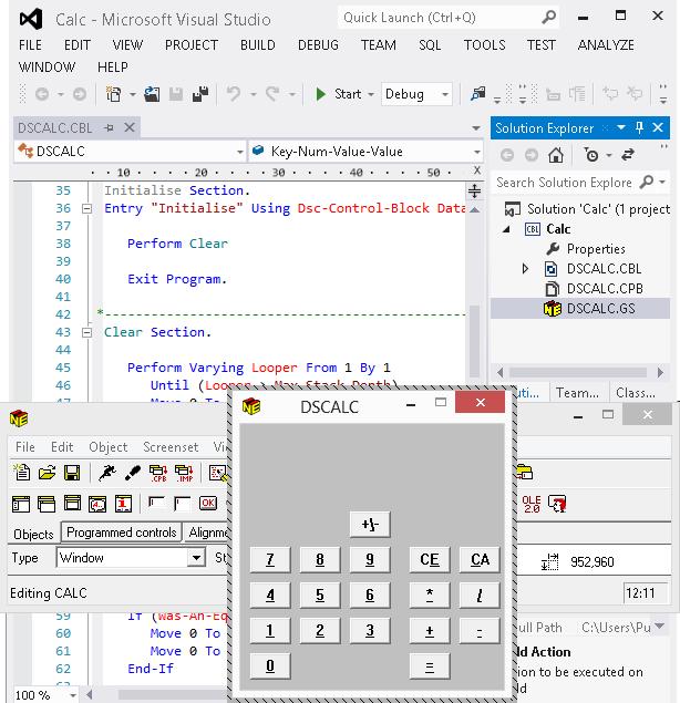 Migrating a Dialog System Application to Visual COBOL